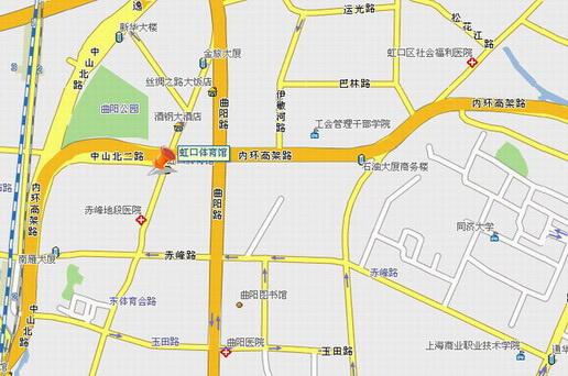 重庆市石柱县体育馆附近地图